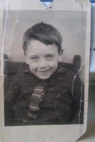 Arthur Simons aged  6 Years. Taken at Barrow Hill Road school about 1934 | Barrow Hill School