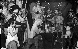 Barrow Hill School Nativity Play 1937