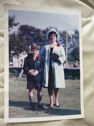Betty and Stuart   Betty Goddard