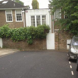 Boundary at Blenheim Terrace | Bridget Clarke