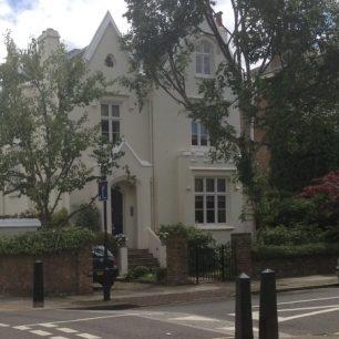Gothic house on corner of Greville Road | Bridget Clarke