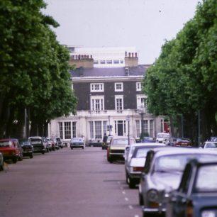 Hamilton Terrace in the 1970s | Roger Hinsley