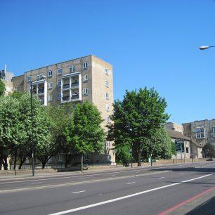 Flats in the Finchley Road  | Bridget Clarke