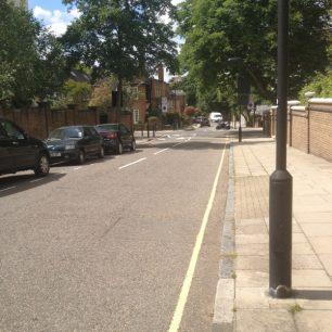 Greville Road towards Kilburn | Bridget Clarke