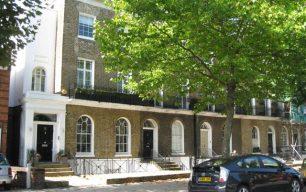 Hamilton Terrace 1851-1911