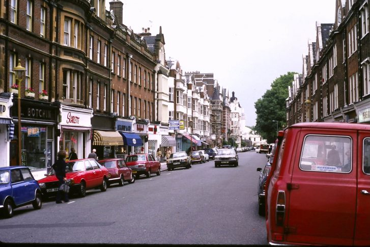 High Street looking south