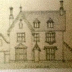Elizabethan Villa 1844 | Eyre Estate archive Bk of drawings V 23