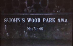 St John's Wood Park 1901 - 1930s Living in the Park