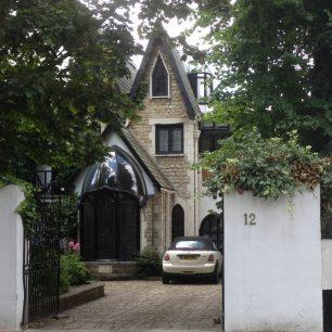 12 Langford Place   Bridget Clarke