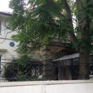 The Huxley home in Marlborough Place   Bridget Clarke