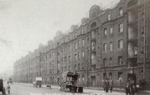 Wharncliffe Gardens   Westminster Archives