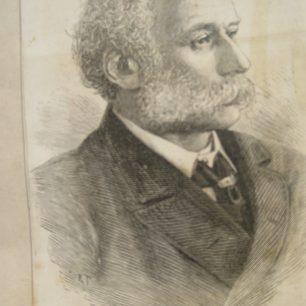 Sir Joseph William Bazalgette | from obituary in London Illustrated News 1891