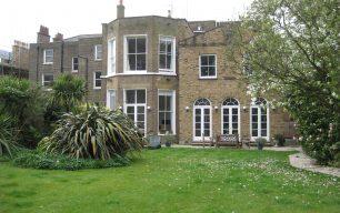 40 Hamilton Terrace, originally 17