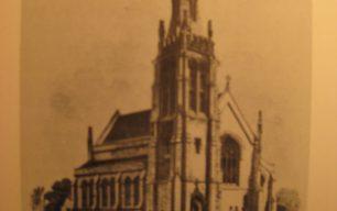 All Saints church Finchley Road