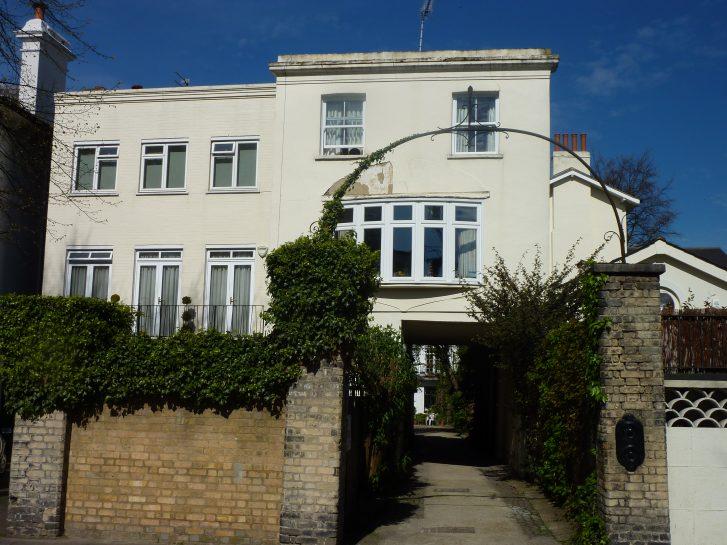 4 Langford Place | L F Matthews