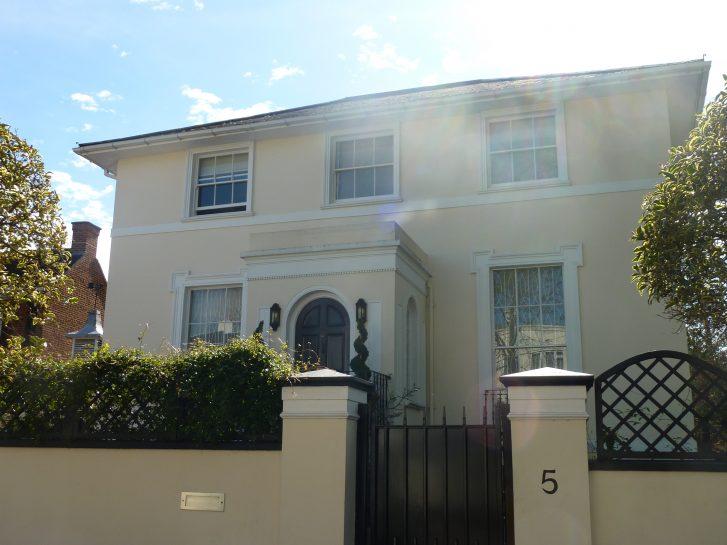5 LangfordPlace, formerly Number 3, Durham House | L H Matthews