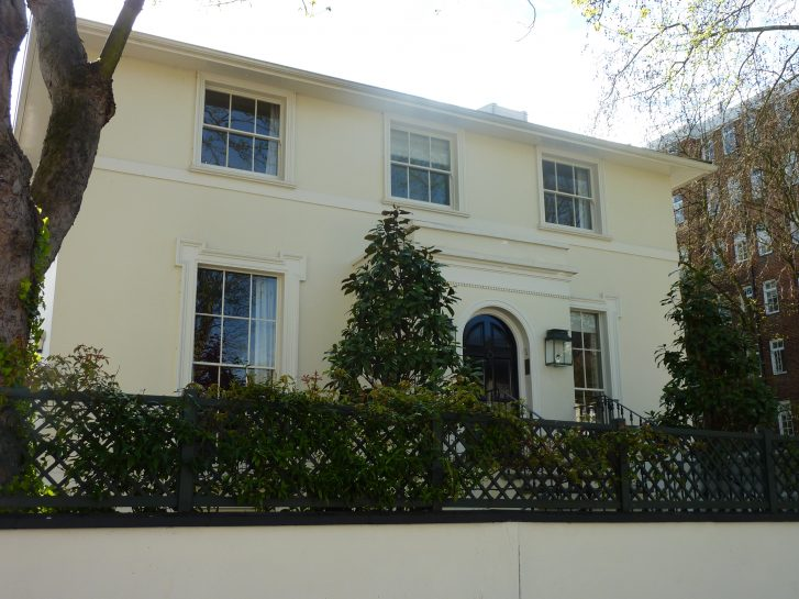 A Walk Down Langford Place