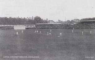 Lords cricket  ground | Westminster Archives