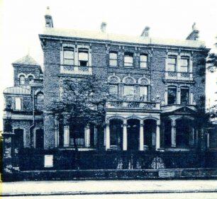 Loudoun Hall 1898