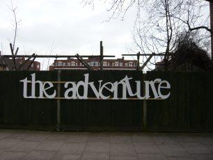 Adventure Playground 2012 | Louise Brodie