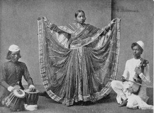 A Nautch Dancer | Wikipedia