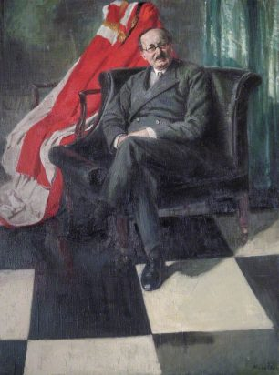 Baron Horder by Sir William Nicholson 1936