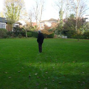 Spacious Gardens at the back | Louise Brodie