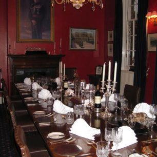 The Officers Mess | Jeanne Strang