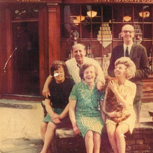 The staff and the shop | Brown family