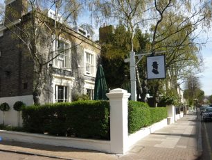 2011, The Clifton Hotel (previously pub) | Louise Brodie