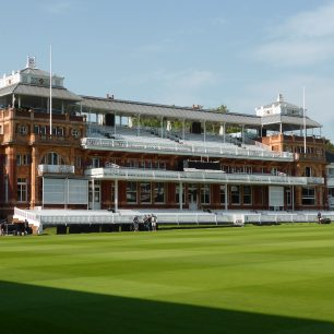 The Pavilion at Lord's | Louise Brodie