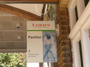 Pavilion entrance   Louise Brodie