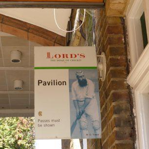 Pavilion entrance | Louise Brodie