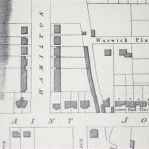 Peter Potter map 1827