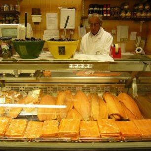 Range of smoked salmon | Louise Brodie