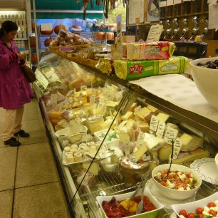 The deli counter | Louise Brodie