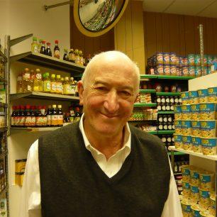 Peter Vogl, October 2011 | Louise Brodie