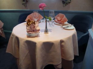 Intimate dining   Louise Brodie