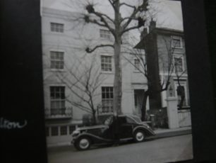 Brother's car in Hamilton Terrace | Louise Brodie