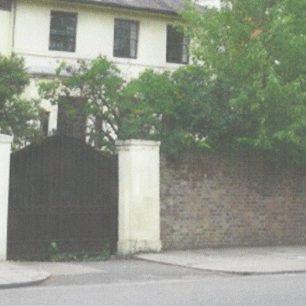 Sir Thomas Beecham's house   Jeanne Strang
