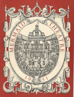Cover for original booklet   Bernard Miles