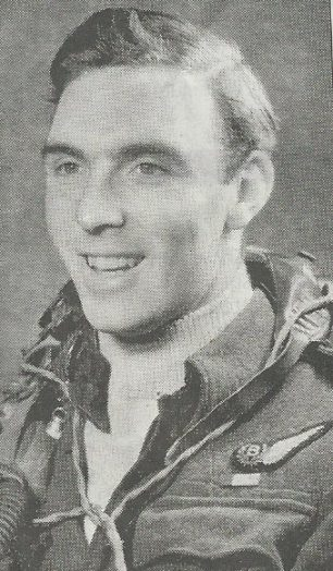 DavidGeach, Bomber Command | Daily Telegraph