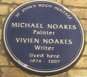 Michael and Vivien Noakes