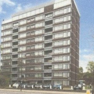 Flats on Finchley Road