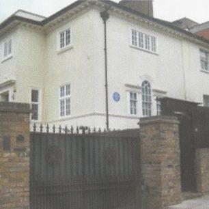 John Waterhouse's home