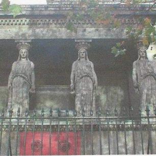 Caryatids St Pancras Church