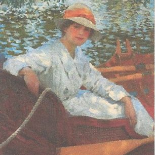 A summer's row  1917