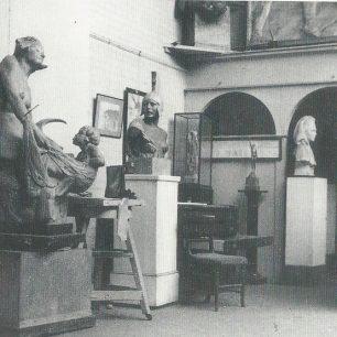Gilbert Bayes studio 4 Greville Place