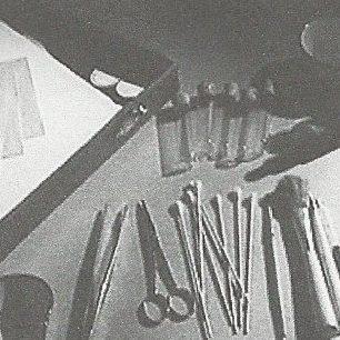 Murder bag 1924 Bernard Spilsbury