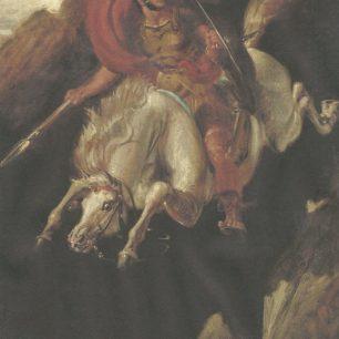 Marcus Curtius by Benjamin Haydon